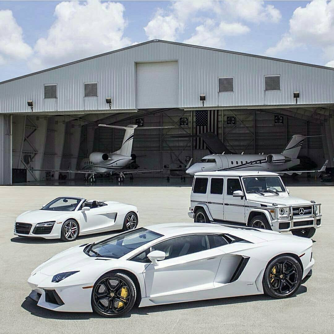 Private Plane With Garage : Rich kids of instagram news dream garage wealthymag