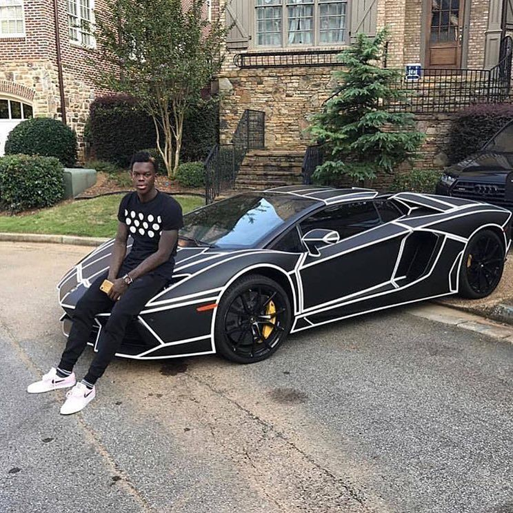 Rich Kids Of Instagram News Ksi And His Lamborghini For More