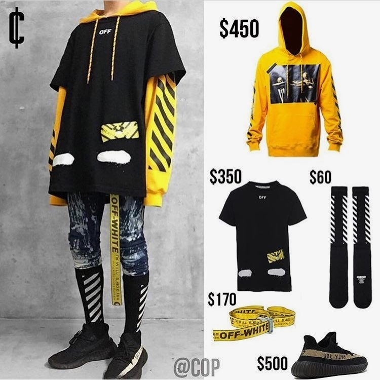 Rich Kids Of Dubai Ensuave Full Off White Fit Worth The