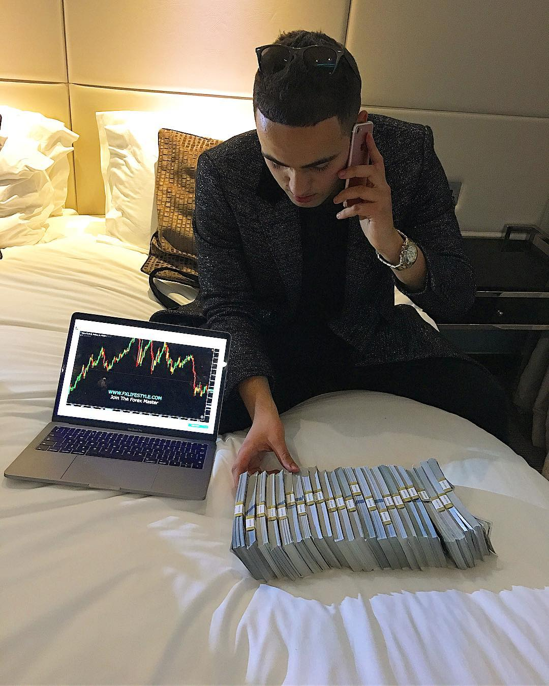 Rich Kids Of Instagram News This Millionaire Forex
