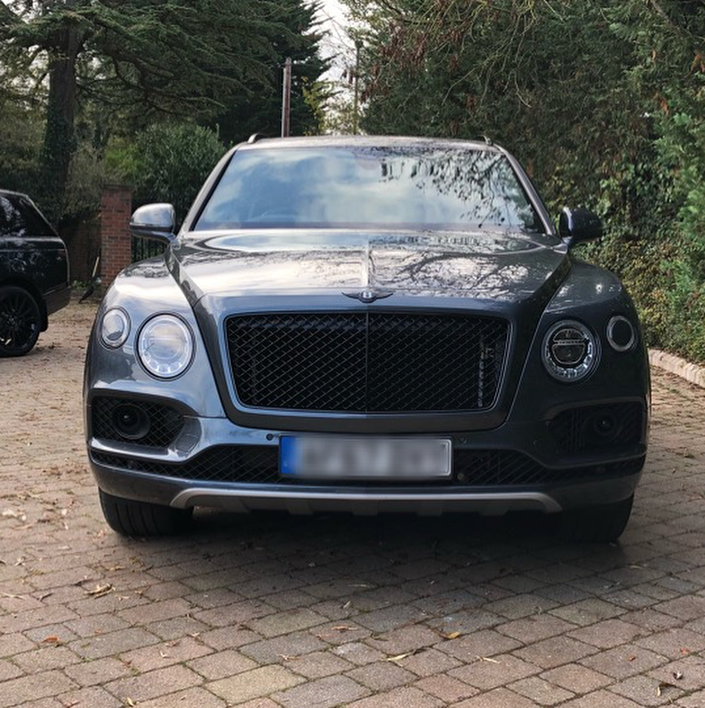 Bentley Bentayga: Rich Kids Of London : Bentley Bentayga Diesel With Our