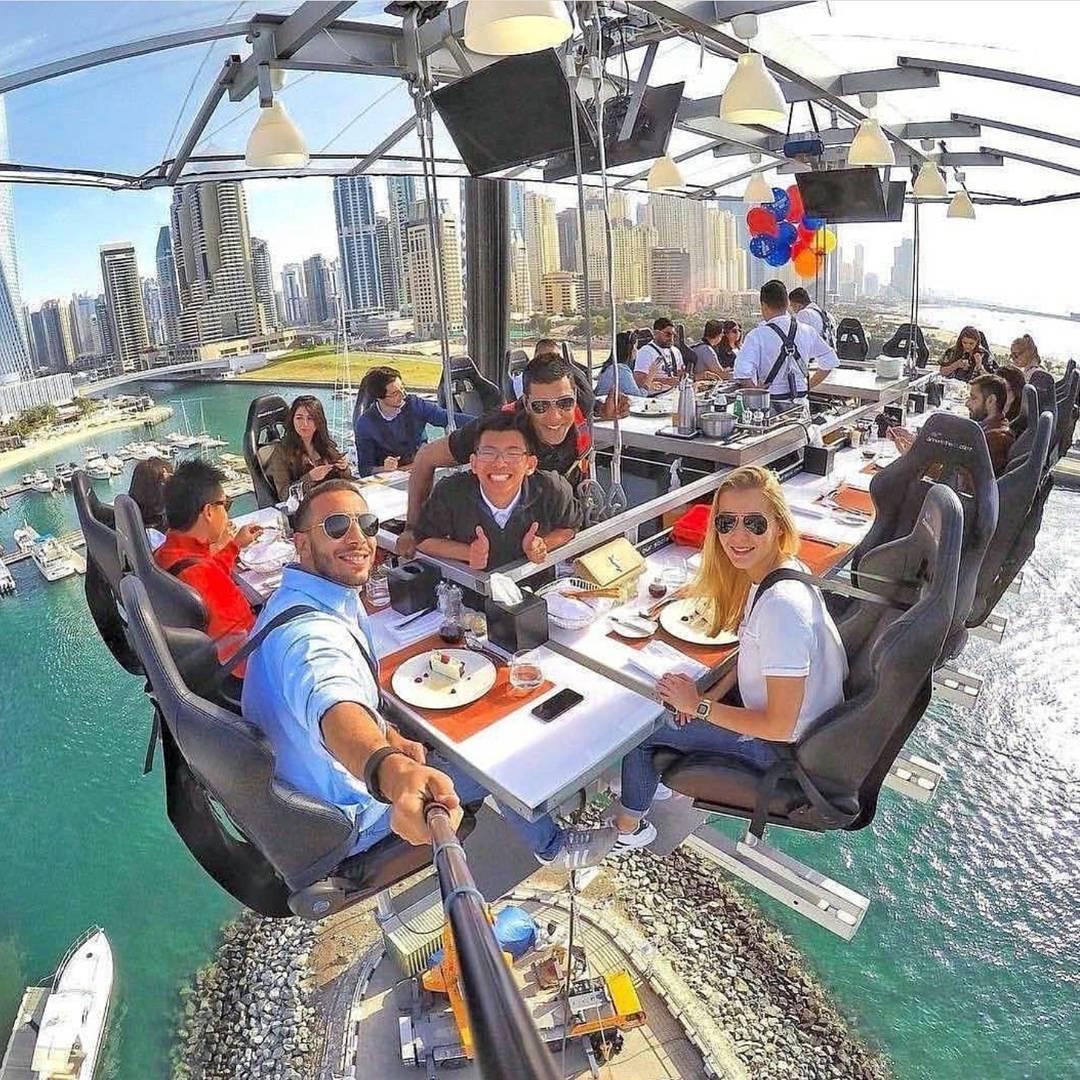 Rich Kids Of Instagram News Dinner In Dubai Ehabkaras