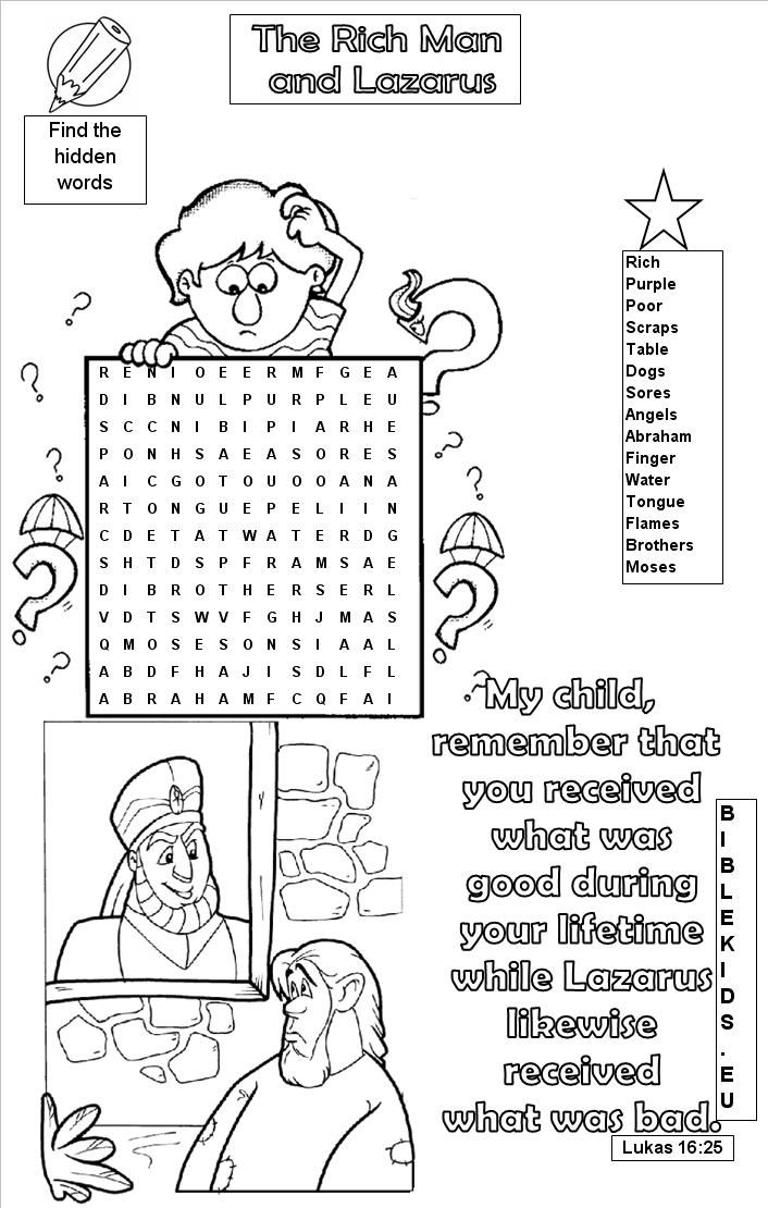 picture regarding Printable Children's Bible Word Search Puzzles named Loaded Small children of the Global - They comprise further dollars than oneself and